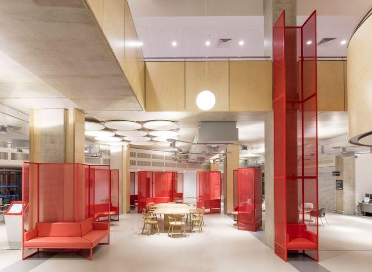 Genius Loci, The Seats In This Treatment Centre, Are