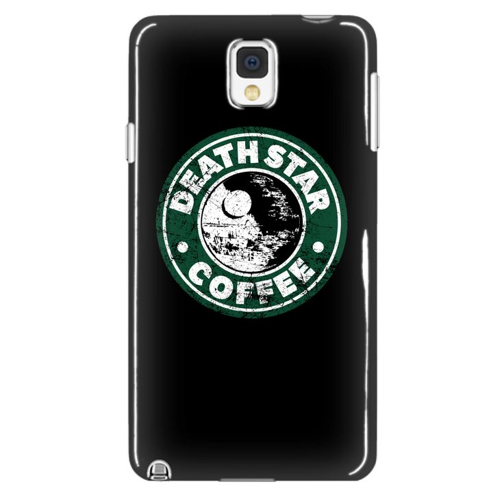 Death Star Coffee Phone Case LIMITED EDITION