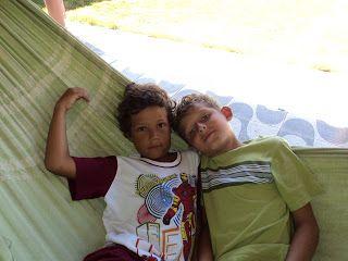 Camping Recanto do Sol Brilhante: Os amigos...