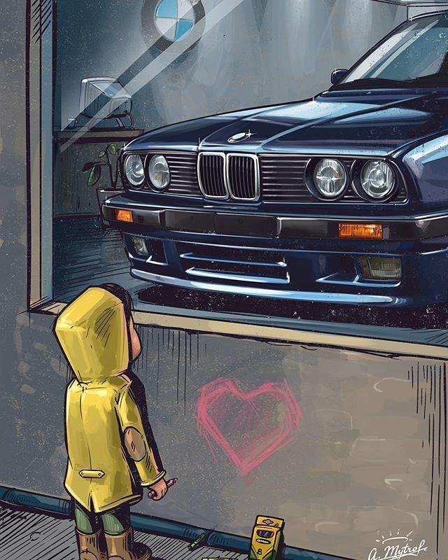 #andrewmytro BMWE30 – # 30s #andrewmytro # BMWE30  #andrewmytro #bmwe30 #luxurya… #Auto Design Ideen