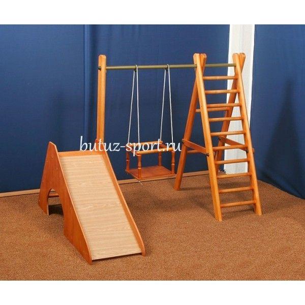 Детский спортивный уголок Горка для дома