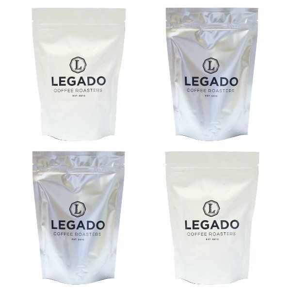 Try some of Legado's very best single origin coffees with this coffee bean bundle - available in two sizes