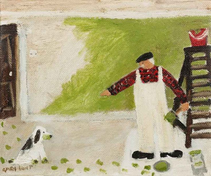 Gary Bunt | Get out