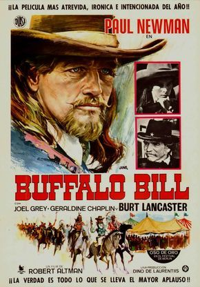 Buffalo Bill y los indios - Buffalo Bill and the Indians, or Sitting Bull's History Lesson