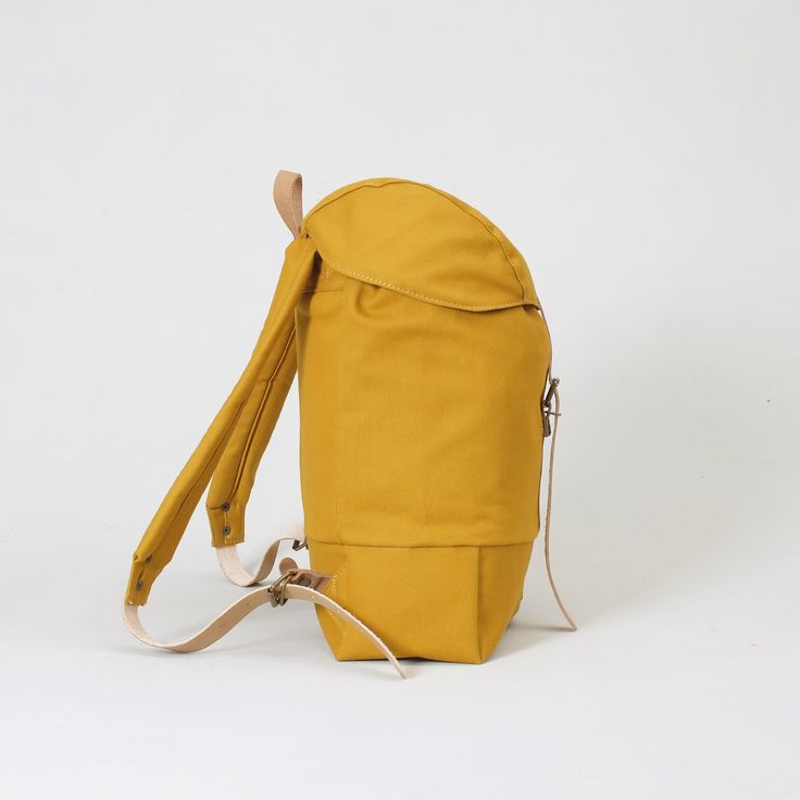 Daypack - Mustard. Everyday Collection 2015