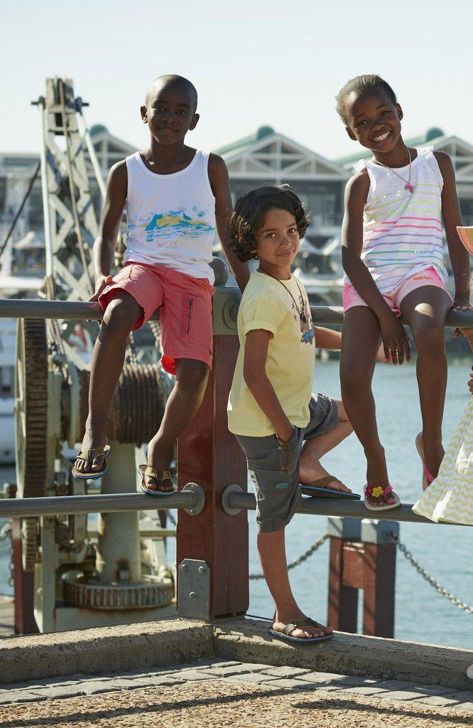 Naartjie Kids SA Summer 2 Range