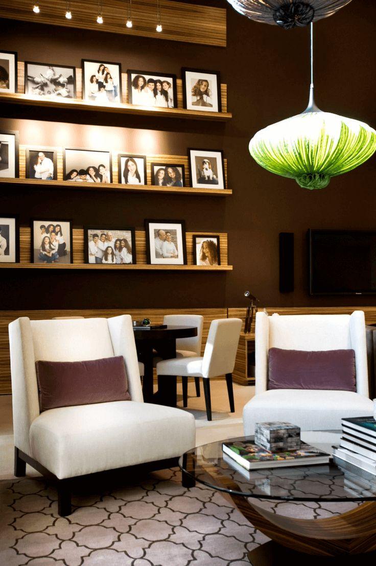 28 creative open shelving ideas  home living room