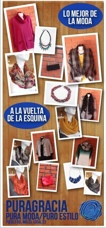 En PuraGracia tenemos una amplia variedad de ropa y accesorios para todas