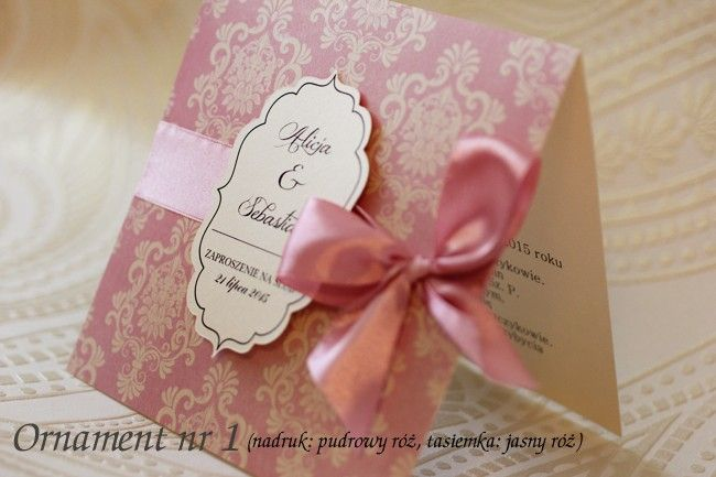 Ornament - Amelia wedding
