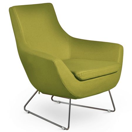 Parker Fabric Lounge Chair