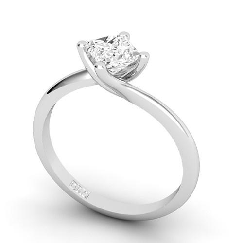 Émilie Princess | Diamond Ring Company