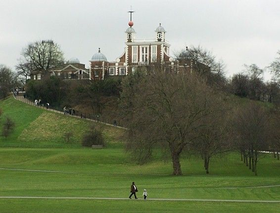 Greenwich Observatory - had a pretty cool time in the planetarium and good views of London.