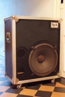 Bassbox Zeck mit 1 x 15 Zoll EVM 15 L Lautsprecher 200 W 8 Ohm in Bremen (Stadt) - Peterswerder   Musikinstrumente und Zubehör gebraucht kaufen   eBay Kleinanzeigen