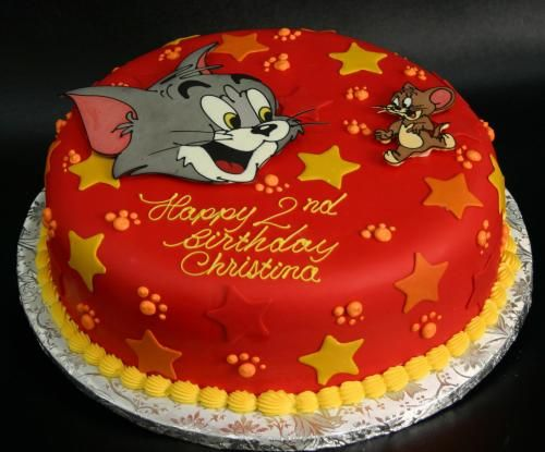 42 Best Images About Tom Amp Jerry Birthday On Pinterest