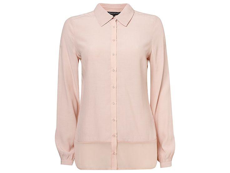 Chiffon blouse van Tramontana in 100% natuurlijke viscose. #tramontana #fashion #blouse #viscose #weidesign #conceptstore