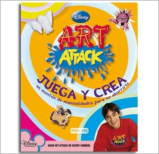Art Attack. Juega y Crea