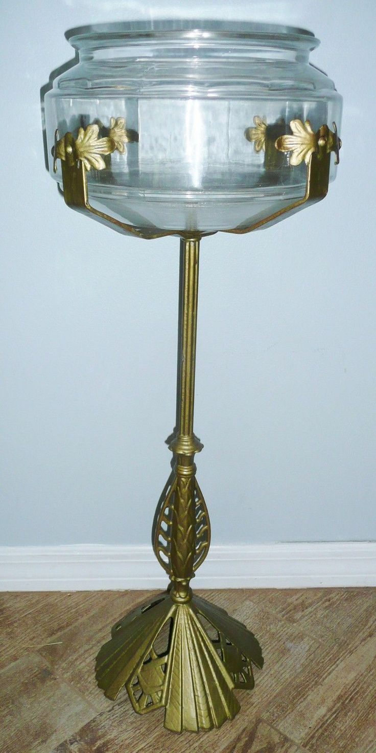 17 best images about antique fish bowls tanks on pinterest for Fish bowl stand