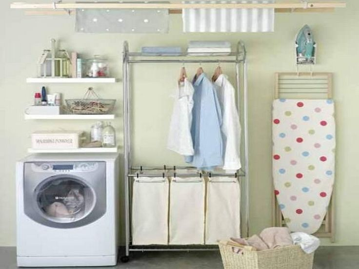 Small Laundry Room Ideas and Tips