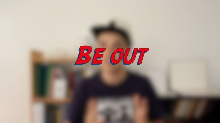 Be out - W52D7 - Daily Phrasal Verbs - Learn English online free video lessons