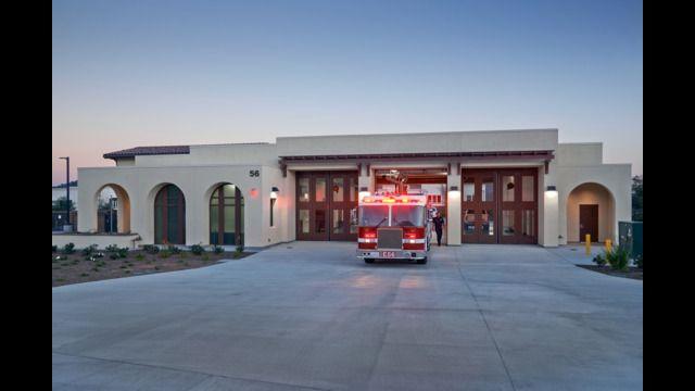 55 Best Fire Station Design Images On Pinterest