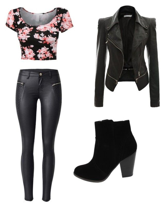 """""""Flower 2.0"""" by ophelierose on Polyvore featuring mode"""