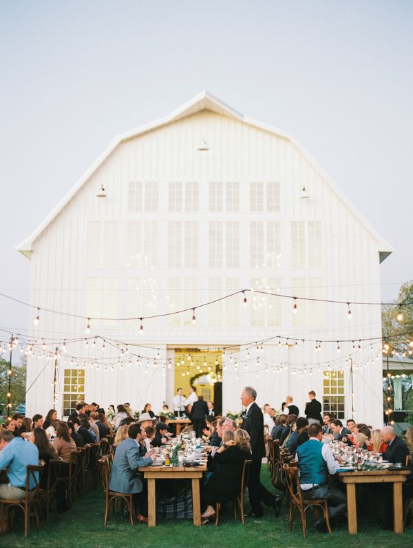 White Sparrow Barn Wedding By Becca Lea
