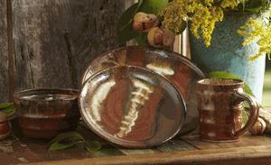 Southwestern dining set | Stylish Western Home Decorating