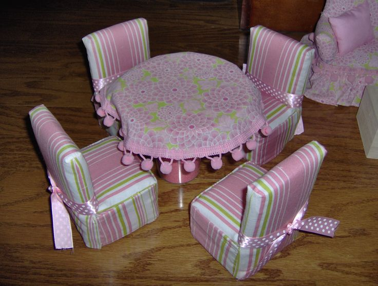 Homemade Barbie Furniture | Barbie Furniture