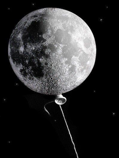 Quiero la luna !!