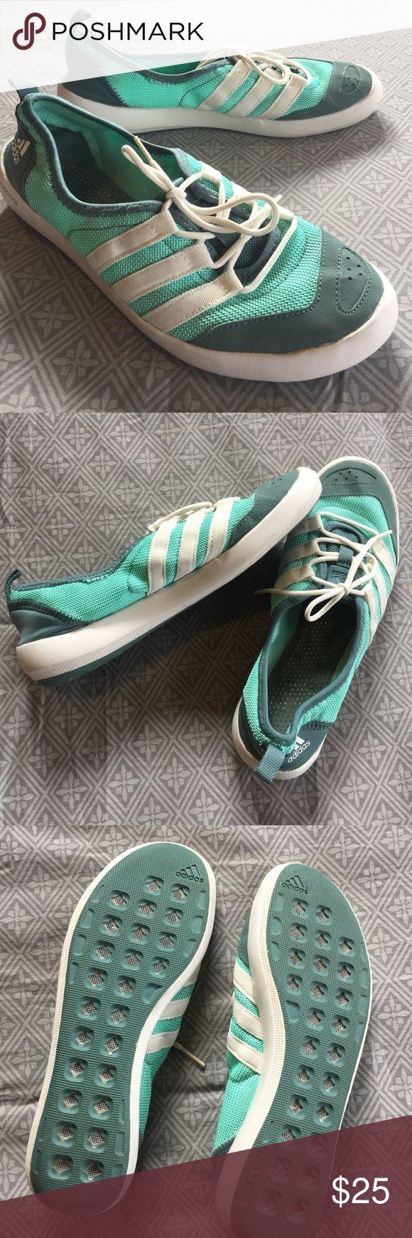 Adidas Women's Climacool Boat Sleek Water Shoe