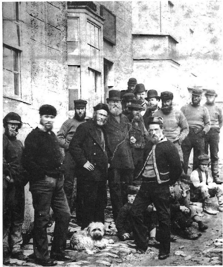 "Pill Pilots & ""Westernmen c 1880"