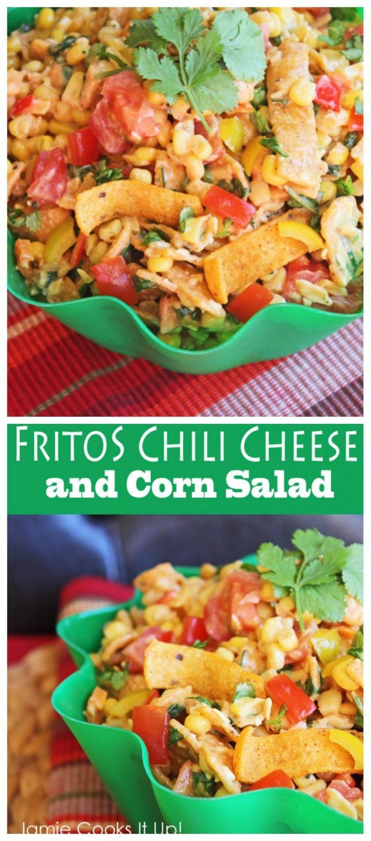 Corn Salad Recipe With Chili Cheese Fritos