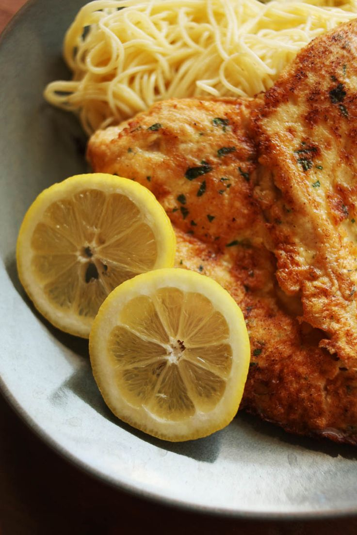 Lubrano's Chicken Francese Italian Specialty House recipe