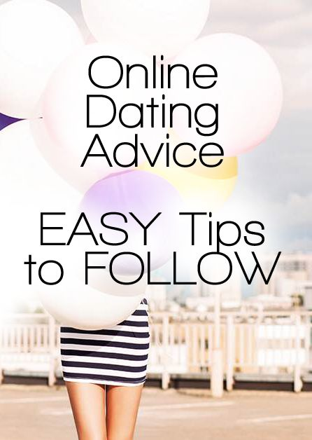 Internet dating tips and advice
