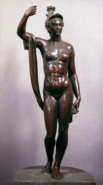 Minerva (1545-1554; Firenze, Museo del Bargello)