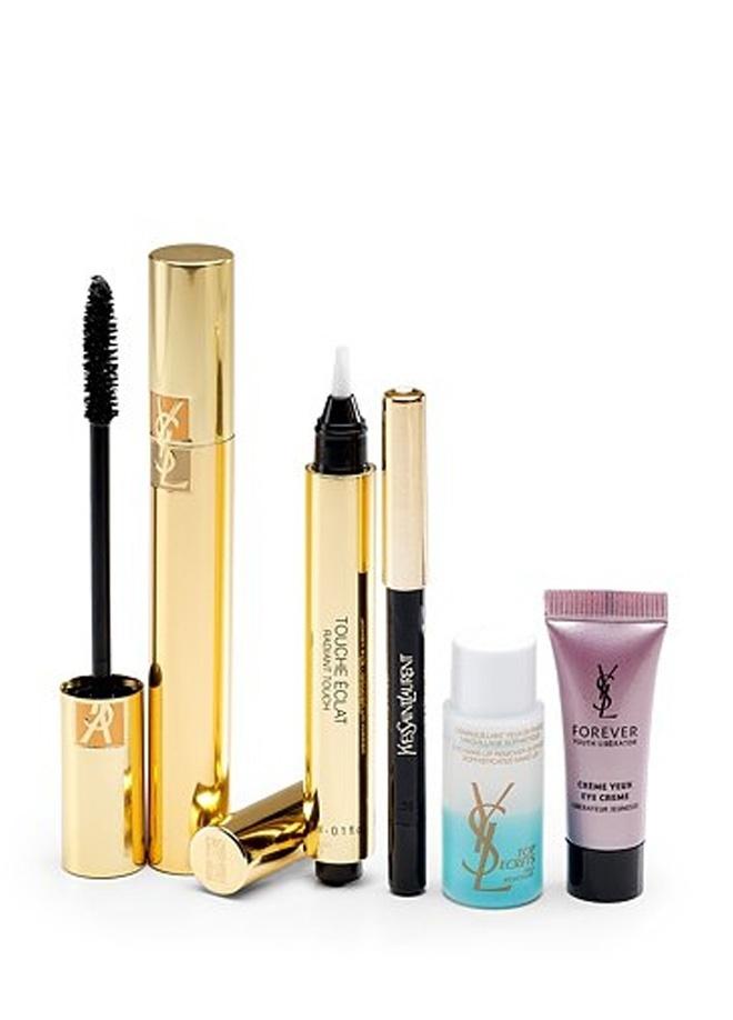 Cosmetics - Yves Saint Laurent Göz makyajı seti Markafoni'de 164,90 TL yerine 114,99 TL! Satın almak için: http://www.markafoni.com/product/2994717/