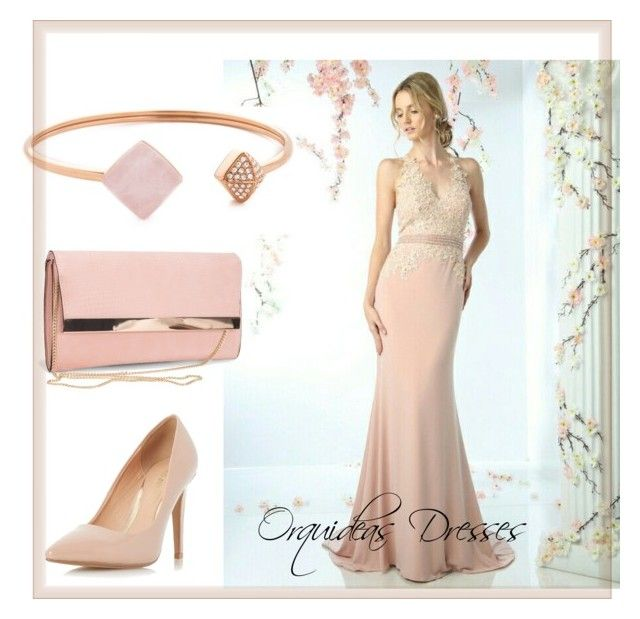 """""""Blush time"""" by myheartcol on Polyvore featuring Dorothy Perkins, Michael Kors and New Look"""