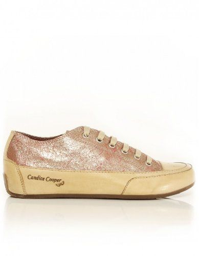 Candice Cooper Rock Spark Metallic Trainers