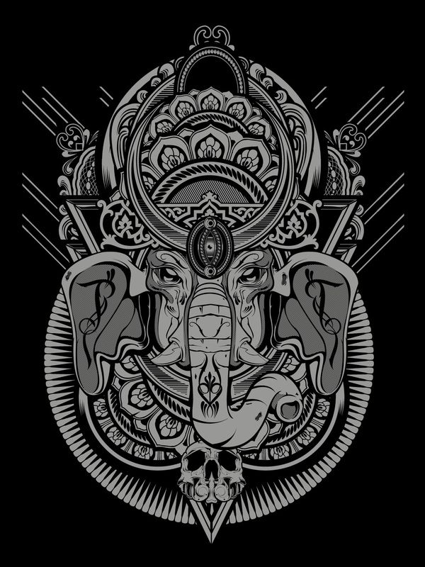 Hydro74 Enlightened Series by Joshua M. Smith, via Behance