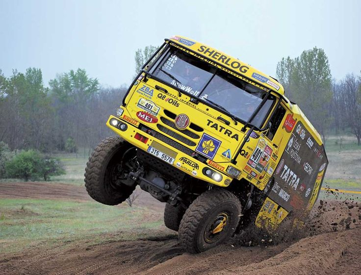 Tatra truck