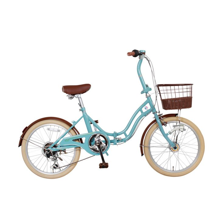 Macaron FDB 20 Blue Sepeda Lipat.  Best Buy London Taxi folding bike.  Came with a basket, essential for biking without a burden, a must for humid Jakarta. Came with bell and pedal powered LED night light. Suitable for summer dress also because of it's low frame.