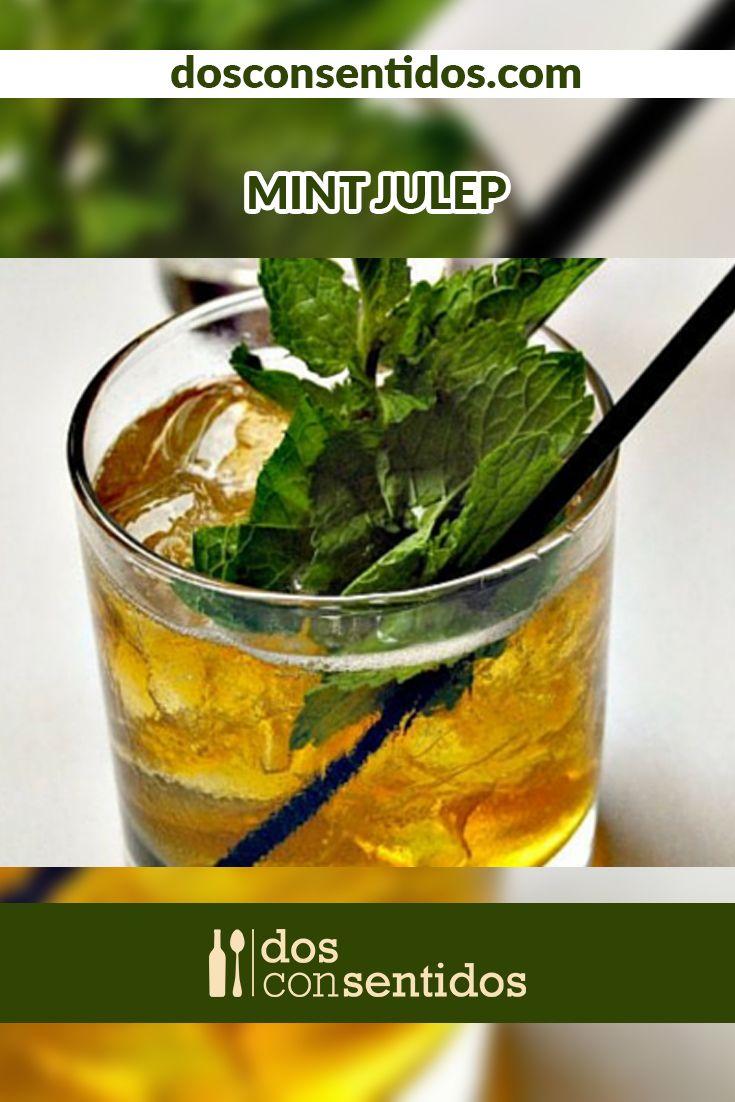 El Mint Julep, o Julepe de Menta en español, es un cóctel a base de buourbon, menta, azúcar y agua;  se presume que este cóctel fue creado en el 1800, en el sur de Estados Unidos. El termino ¨julep¨ expresa una bebida azucarada, usada para tomar pastillas medicinales de sabor amargo.