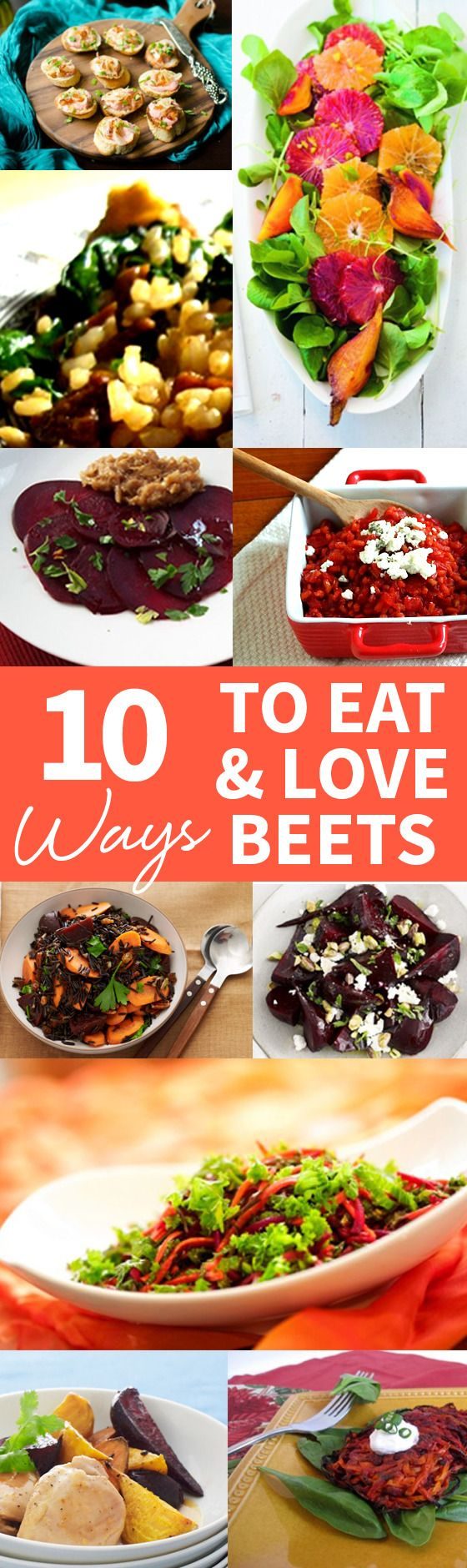 Don't be intimidated to cook with beets! We make it easy when you follow our 10 Ways To Eat & Love Beets article, see for yourself! http://www.joyofkosher.com/2014/01/10-ways-to-eat-and-love-beets/