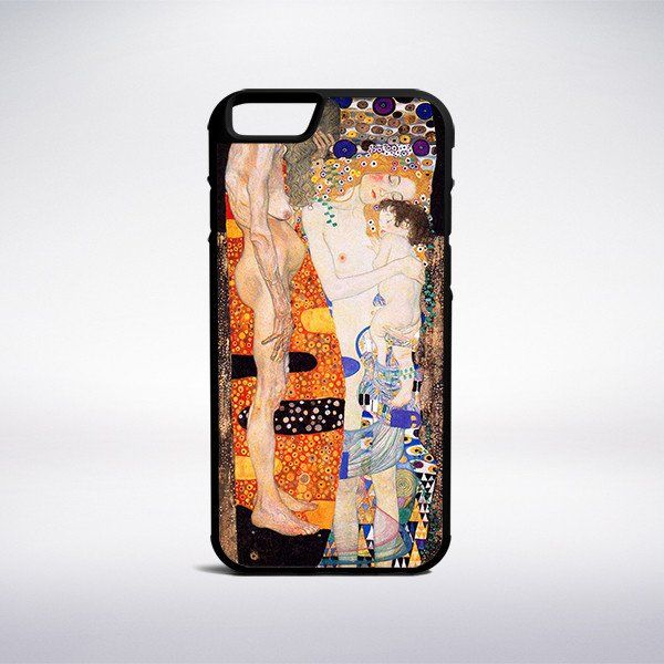 Gustav Klimt - The Three Ages Of Woman Phone Case – Muse Phone Cases