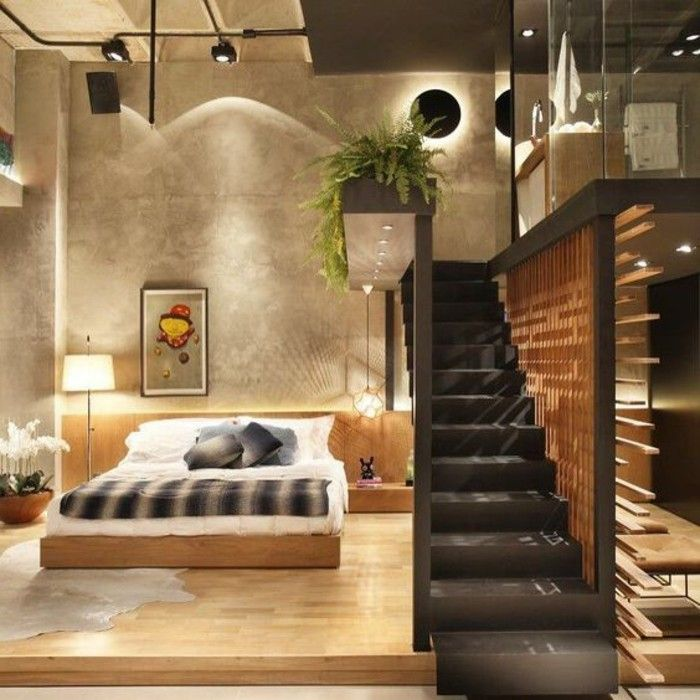 23 best maison images on Pinterest Bedroom ideas, Bedrooms and Pallets