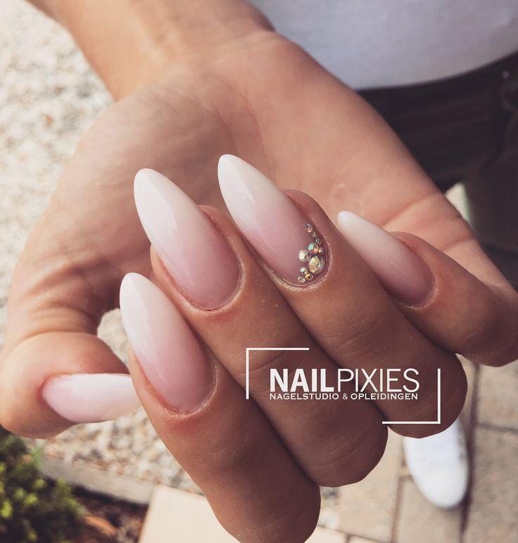 Babyboom / Babyboom Nägel / Babyboomer von NAILPIXIES Instagram: nailpixies_b … – Nails – Nagel