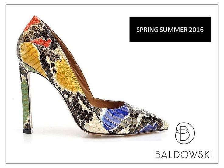 Spring summer 🌸☀️collection by @baldowskiwb #baldowski #baldowskiwb #shoes #polishbrand #shoeaddict #shoelovers #heelslovers #animalprint #snakepattern #springsummer #newcollection #shopnow #colourpower #instagood #photooftheday #mondayvibes