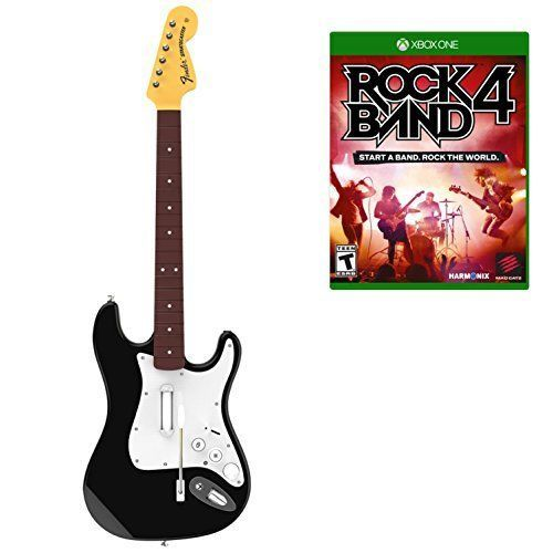 Rock Band 4 Wireless Guitar Bundle- Xbox One: $167.30 End Date: Friday Feb-23-2018 15:34:15 PST Buy It Now for only: $167.30 Buy It Now |…