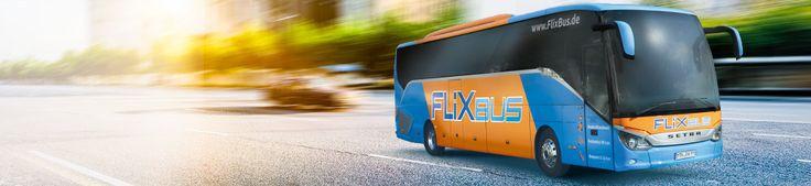 FlixBus Fernbus von Berlin nach Aachen