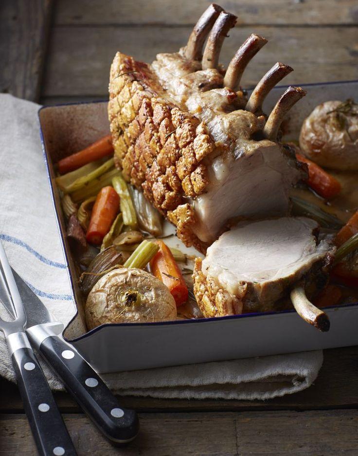 Try this Easy One-Pot Recipe for Pork Rib Roast this Festive Season